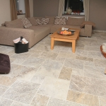 Ash Travertine Tumbled
