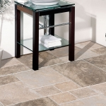 Classıc Mıx Travertine Tumbled Straight Edge