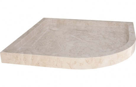 WHITE CROWN MARBLE DRV-DT-04 90X90X5