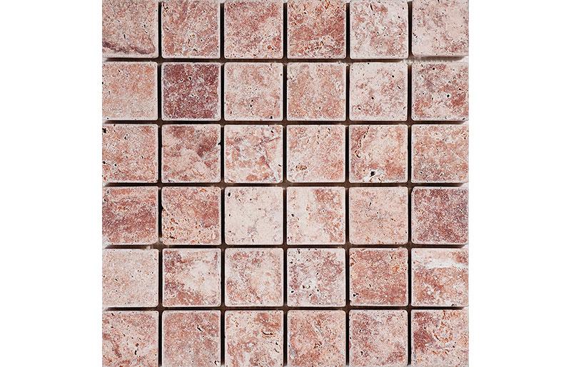 Pink Travertine DRV-CM7-07