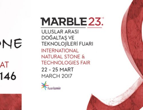 Marble 2017 / İzmir