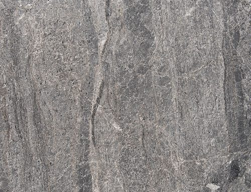 Royal Grey Marble Leather